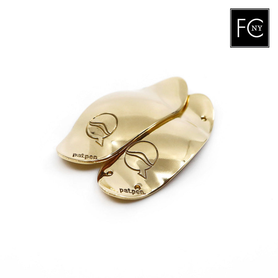 33mm 9K Solid Gold Lefreque Sound Bridge