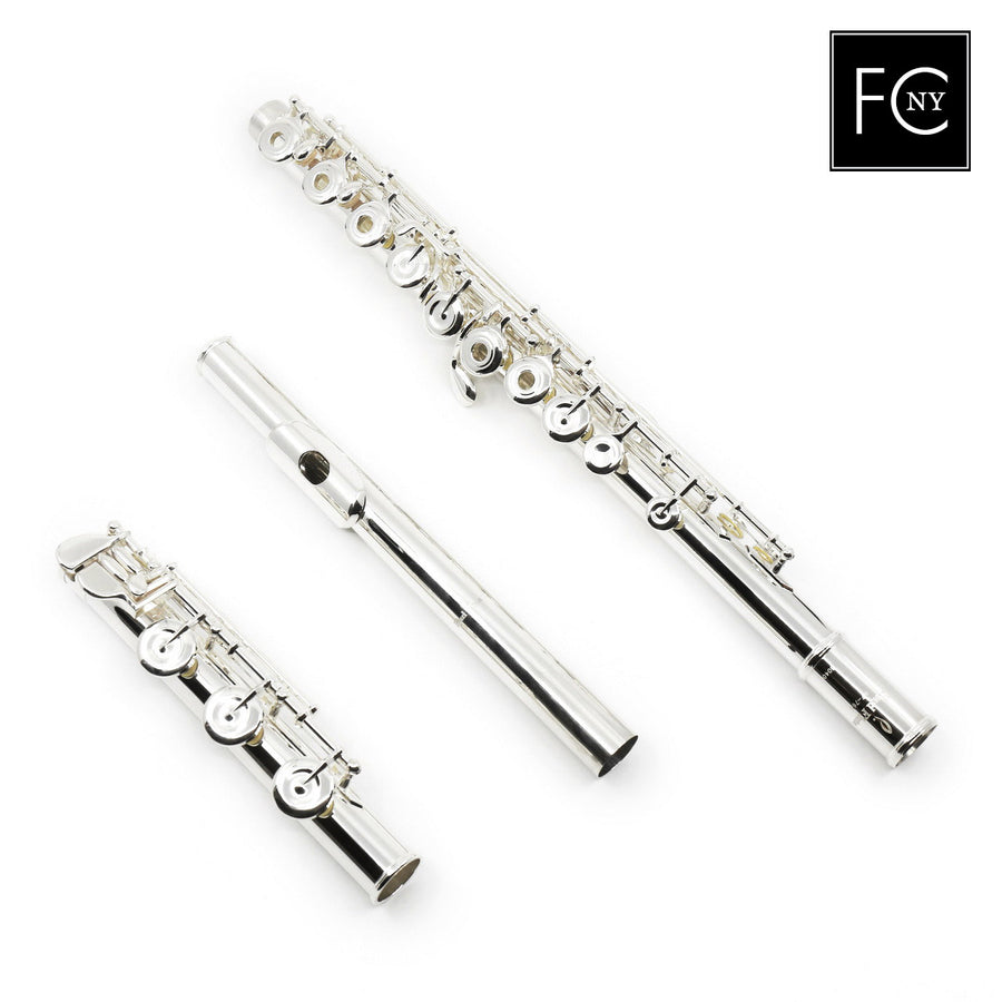 Pearl Quantz Series Flute Model 765 - Offset G, Split E Mechanism, B Footjoint (New)