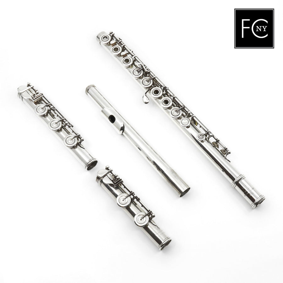 Powell Handmade Flute #4463 - inline G, B and C footjoint