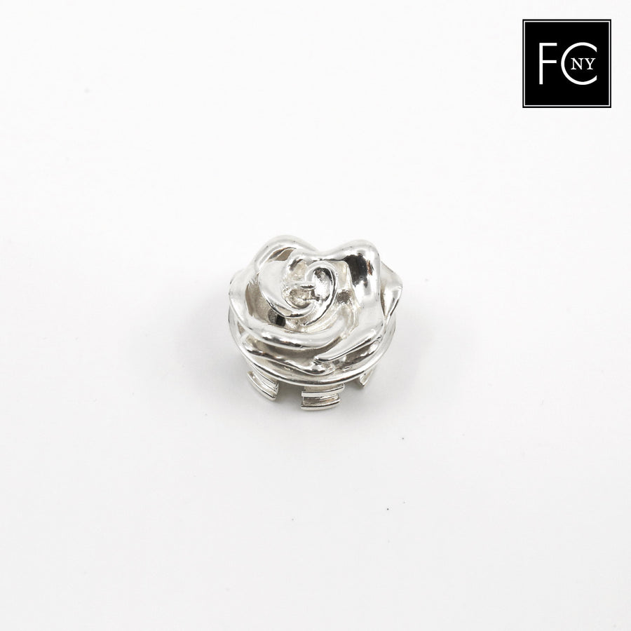 Peter Robertson Rose Crown Sterling Silver