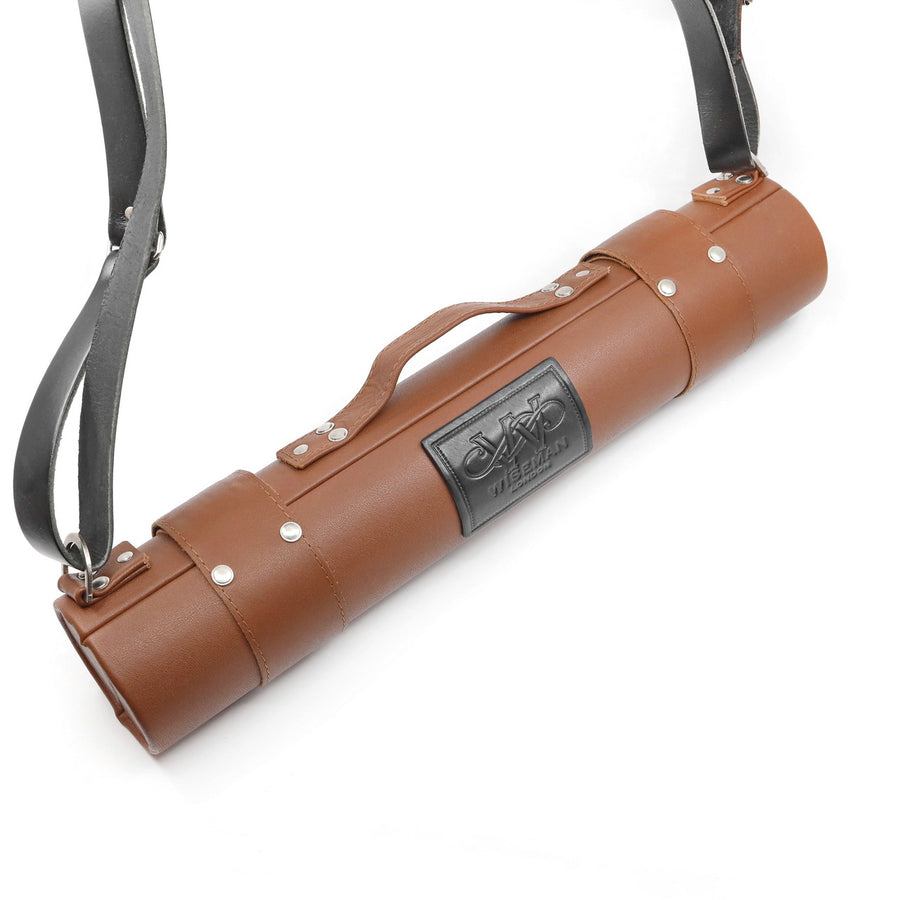 Wiseman Combo Case - Brown Leather