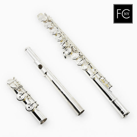 Yamaha Intermediate Flute Model 422 (Formerly Model 421)