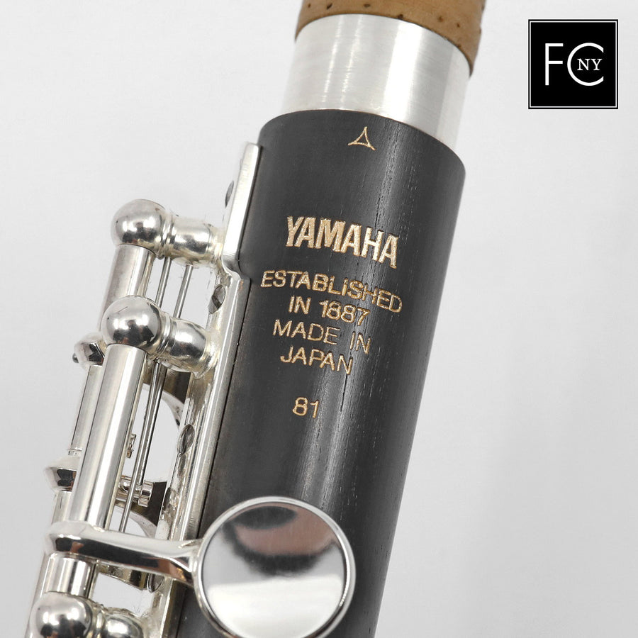 Yamaha Piccolo Model YPC-81 (New)