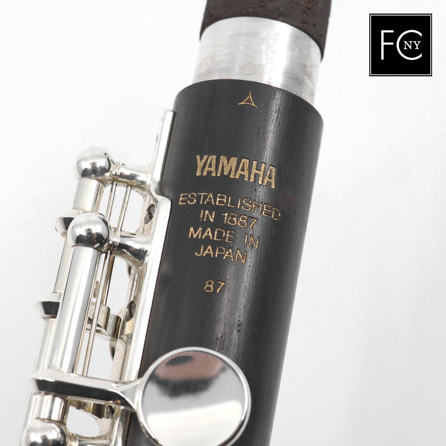 Yamaha Piccolo Model YPC-87R (New)