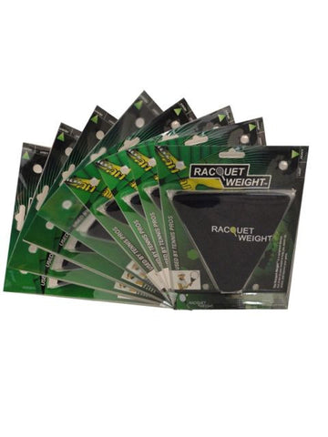 Racquet Weight 6 Pack - Heavy