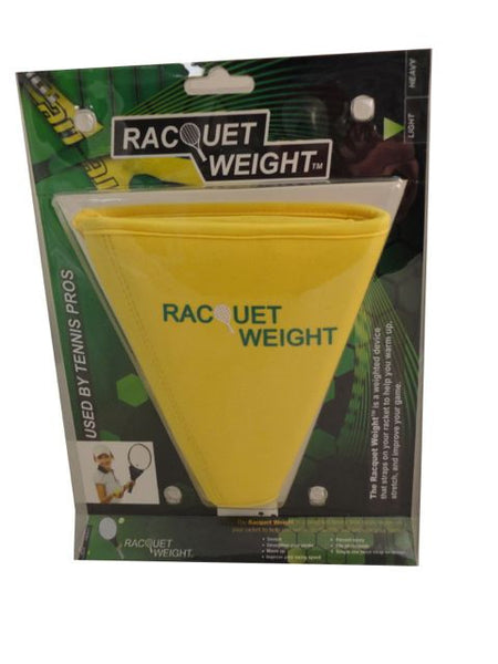 Racquet Weight - Light