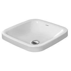 Duravit Durastyle 430x430mm Drop-In Basin