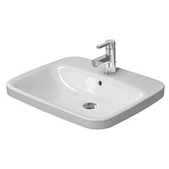 Duravit Durastyle 615x495mm Drop-In Basin