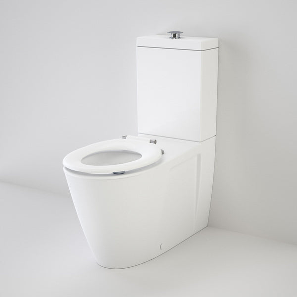 Caroma Care 800 Wall Faced Cc Toilet Suite C W Pedigree Ii