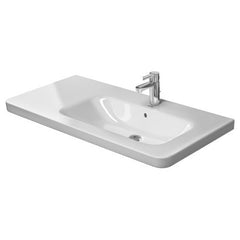 Duravit Durastyle 1000x480mm Furniture Basin Right Bowl