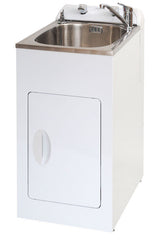 Aquatica Laundra Slim Tub & Cabinet 460 x 650mm.