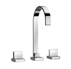 Paini Ovo 3-Hole Basin Mixer with Pop-Up Waste