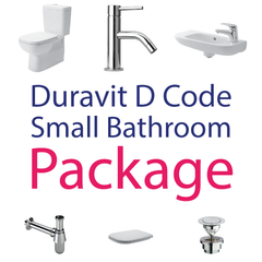 Dcode Small Bathroom Package