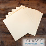 My Colors Classic Ivory 18 Sheet Pack