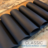 My Colors Classic New Black 18 Sheet Pack
