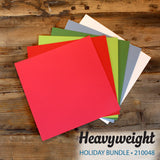 My Colors Heavyweight Holiday 18 Sheet Variety Pack
