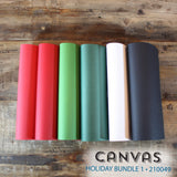 My Colors Canvas Holiday 1 18 Sheet Variety Pack