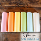 My Colors Glimmer Pastel 18 Sheet Variety Pack