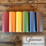 My Colors Glimmer Primary 18 Sheet Variety Pack