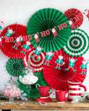 Santa's Workshop Party Decor Collection
