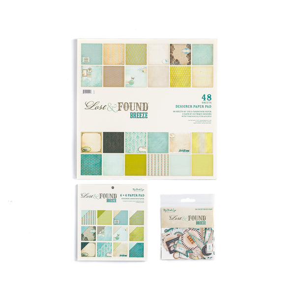 Lost & Found Breeze Collection Kit
