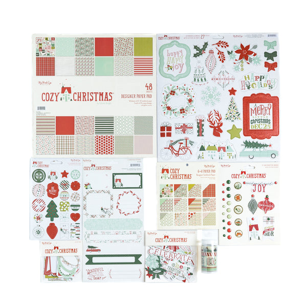 Cozy Christmas Collection Kit
