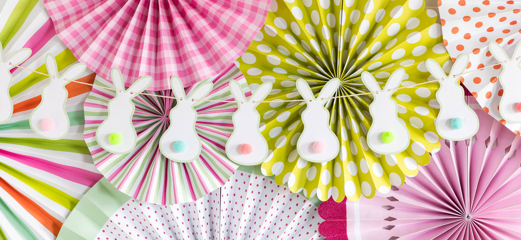 Bunny Tails Banner