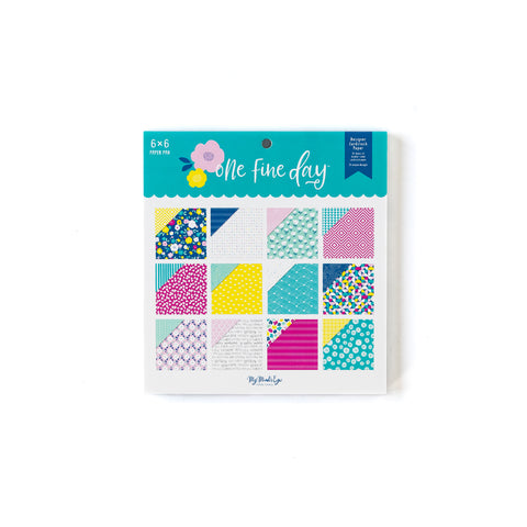 One Fine Day 6×6 Paper Pad