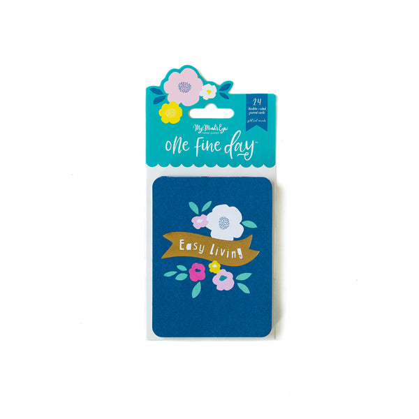 One Fine Day Journal Cards