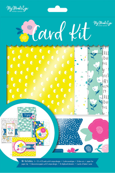 One Fine Day Card Kit