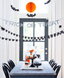 Halloween Trick or Treat Banner