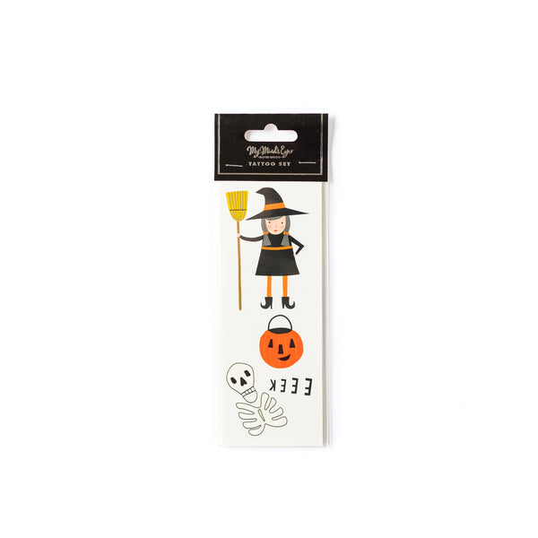 Halloween Temporary Tattoos