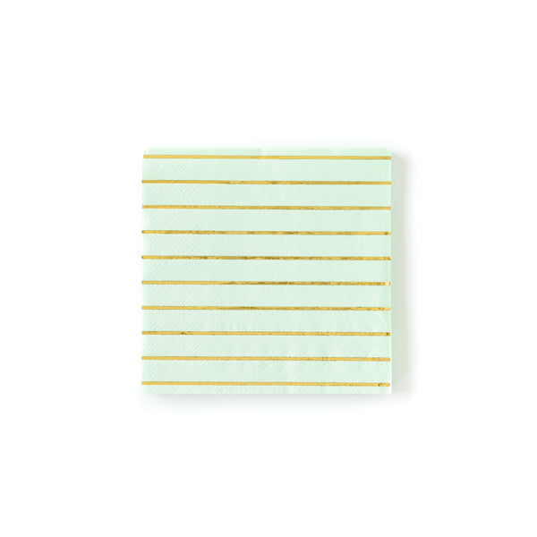 "Basic 5"" Napkins - Mint"