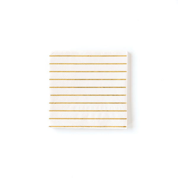"Basic 5"" Napkins - Cream"