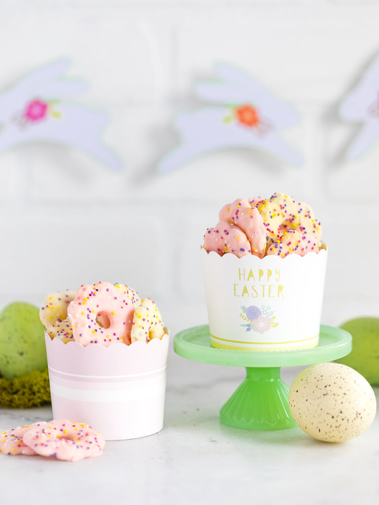 Happy Easter Baking Cups