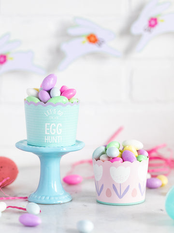 Egg Hunt Food Cups