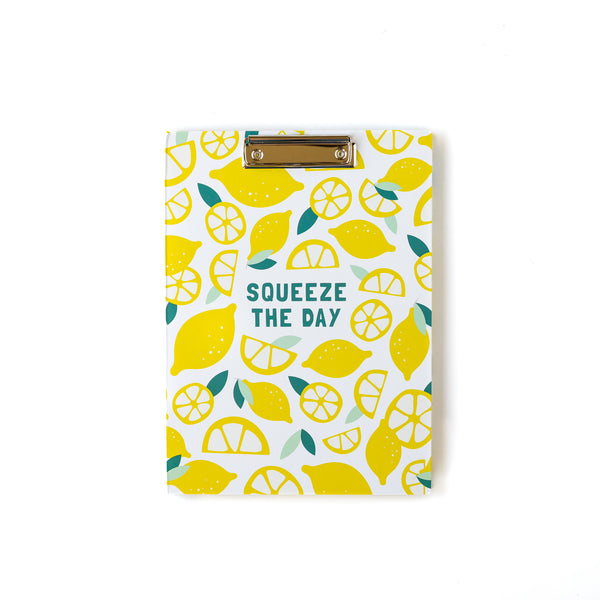 Squeeze the Day Padfolio