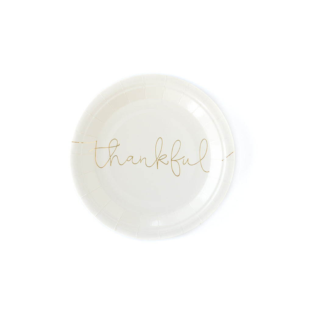 thankful plate image