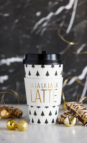 Fa La La Coffee Cups 8 count