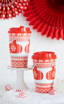 Sweater Coffee Cups 8 count