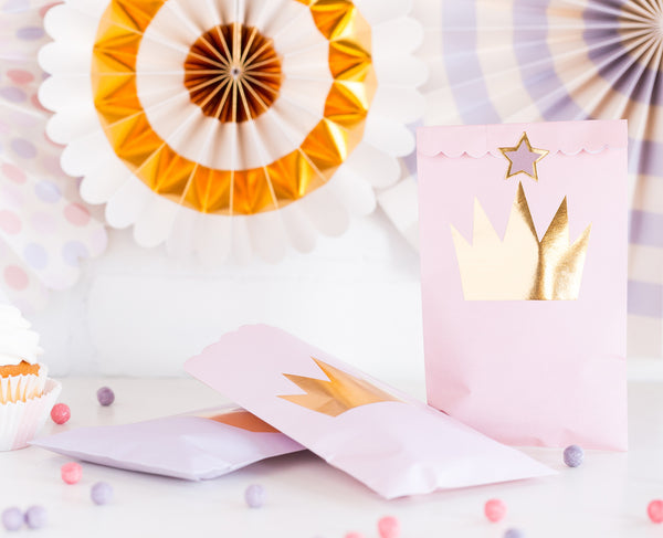 Paper Love - Princess Treat Bags