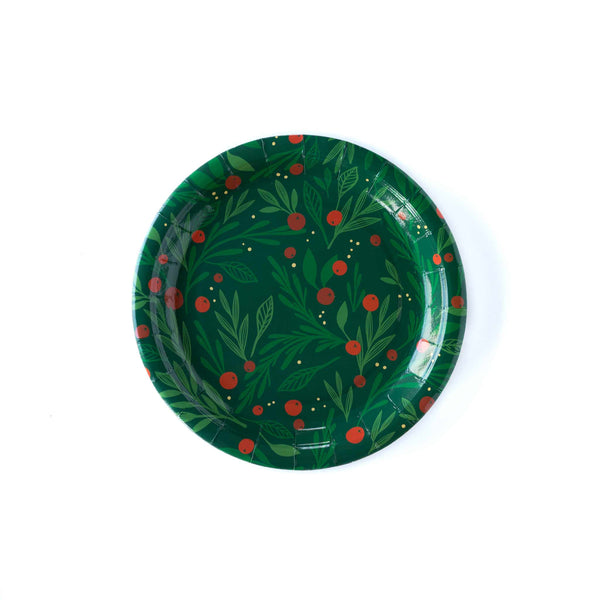 "Deck the Halls 9"" Plate"