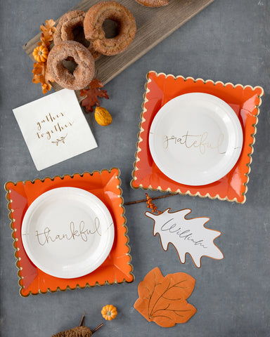 Fall Harvest Table Top Collection Kit