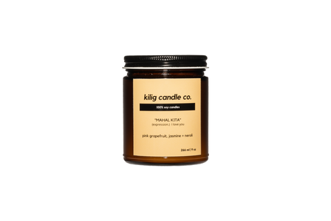 Kilig Candle Co - Insenso Candle