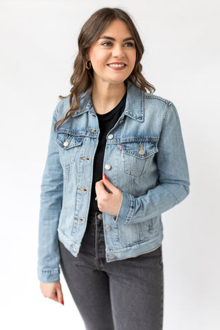 Basic Denim Jacket