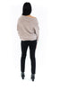 Wide Neck Super Soft Sweater