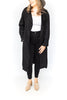 Classic Trench Coat - Black