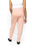 French Terry Joggers - Rose