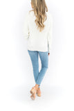 The Clove Sweater - White