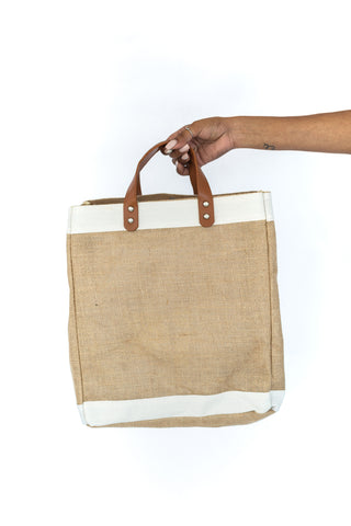The Essentials Tote Bag - Taupe
